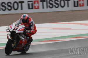 Petrucci Asapi Marquez dan Rossi di FP2