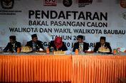 KPU Kota Baubau Terima Pendaftaran Enam Pasangan Bakal Calon