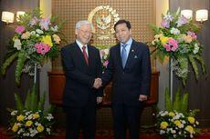 Kunjungi Parlemen, Sekjen Partai Komunis Bahas Kopi Vietnam Hingga Kerja Sama