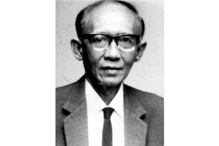 Prof Sedyatmo