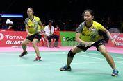 Piala Uber, Della/Ni Ketut Buat Indonesia Unggul 2-0 atas Perancis