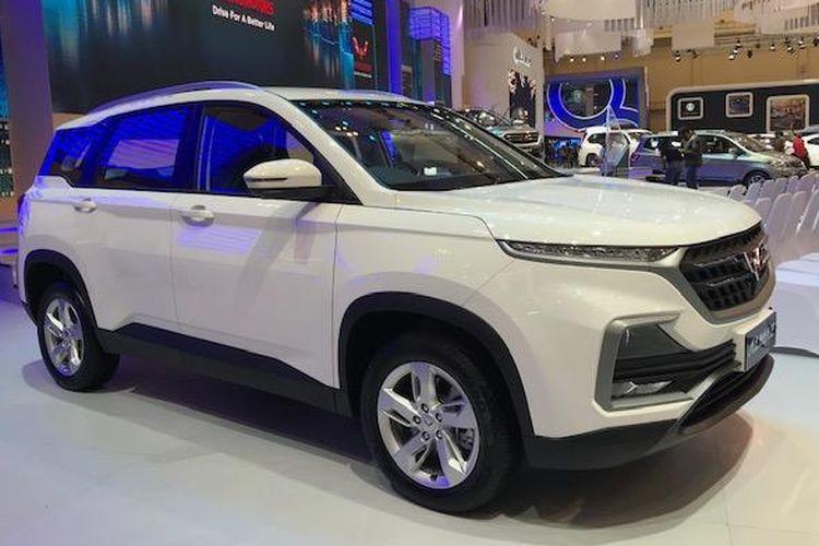 Wuling Almaz SUV Murah meluncur di GIIAS 2019