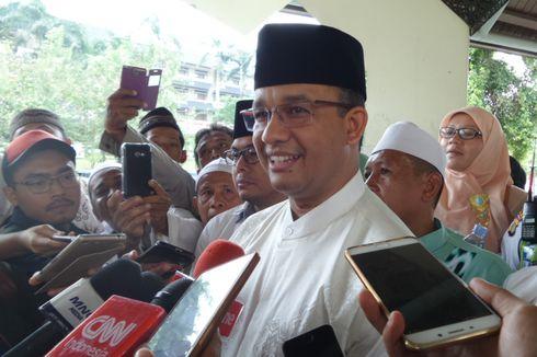 Anies Tak Heran Banyak Investor Akan Tertarik Garap DP 0 Rupiah