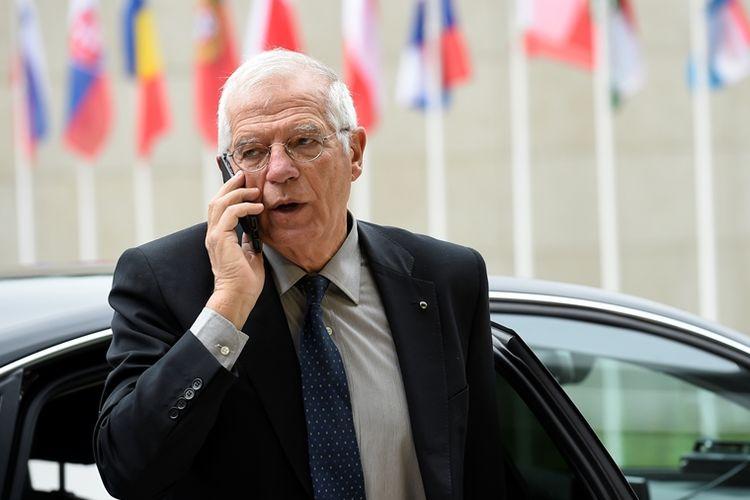 Menteri Luar Negeri Spanyol, Josep Borrell.