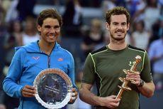 Rafael Nadal Hormati Keputusan Andy Murray Pensiun di Usia 31 Tahun