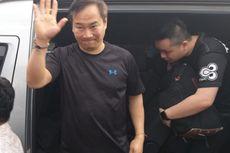 20 WNA Terapis Pijat Ilegal Resmi Ditahan di Rutan Palembang
