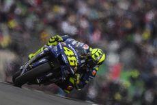 Valentino Rossi Berharap Hasil Baik di Sesi Kualifikasi