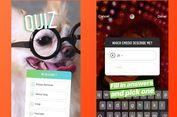Instagram Luncurkan Stiker Kuis dalam Stories