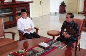Bertemu Jokowi, Ketua MPR Minta Pemerintah Selesaikan Kerusuhan dengan Damai