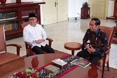 Bertemu Jokowi, Ketum PAN Mengaku Tak Bahas soal Koalisi