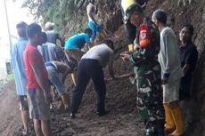 Kabupaten Bogor Dilanda Bencana Alam, Rumah hingga Jembatan Hanyut