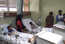 Tiga Bocah Korban Limbah di Bekasi Alami Luka Bakar Derajat Dua