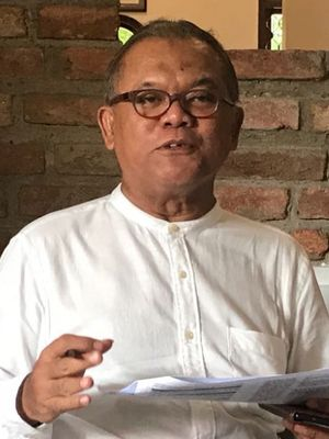 Pakar hukum pidana Universitas Trisakti Abdul Fickar Hadjar.