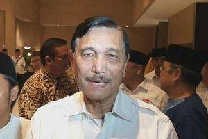 Luhut: Bolanya Ada di Kubu Prabowo