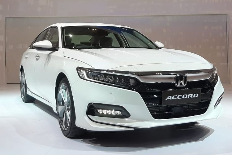 All New Honda Accord.