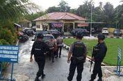 Polisi Cek Kejiwaan Pelaku Penyerangan Mapolsek Maro Sebo