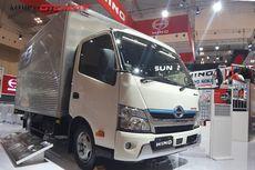 Hino Ikut Pamer Truk Hybrid di GIIAS 2019
