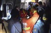 Jatuh di Kamar Mandi, Pria 200 Kg Dievakuasi dengan Bantuan Tim SAR