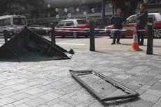Jendela Lepas dari Lantai 16 Hotel di Hong Kong, Timpa Seorang Perempuan