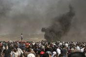Bentrokan di Jalur Gaza, 37 Orang Palestina Tewas, 1.700 Terluka