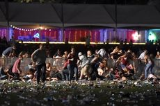 Donatur Sumbang Rp 877 Juta untuk Hancurkan Senjata Penembak Las Vegas