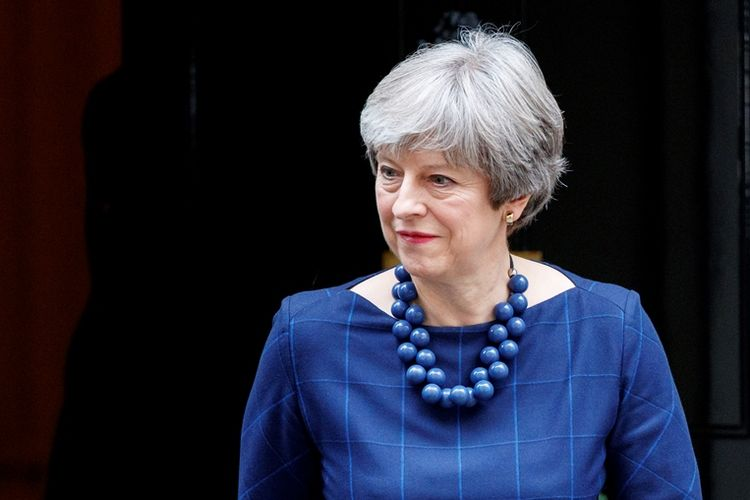Perdana Menteri Inggris Theresa May diduga sempat menjadi target serangan teroris.