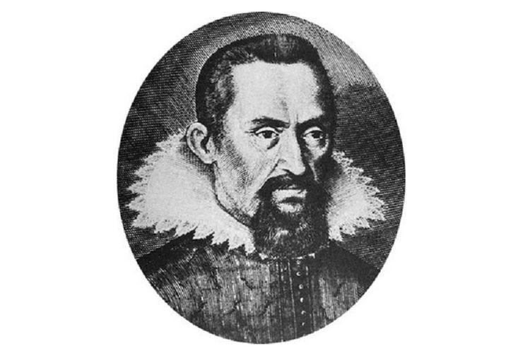Astronomi dan matematikawan asal Jerman, Johanner Kepler. (NASA via Britannica)