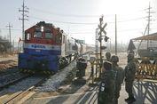 Dua Korea Siap Gelar 'Groundbreaking' Proyek Kereta Api Lintas Batas