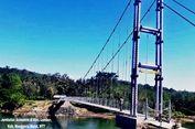 Ganti Jembatan Indiana Jones, Pemerintah Bangun 134 Jembatan Gantung