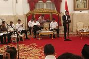 Jokowi Reshuffle: Moeldoko dan Idrus Marham Masuk Kabinet
