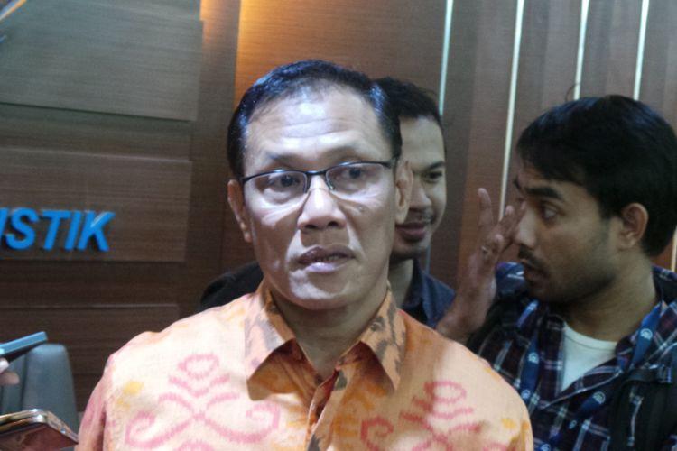 Kepala Badan Pusat Statistik (BPS) Suhariyanto