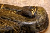 Arkeolog Temukan Rombongan Mumi di Makam Mesir Berusia 3.500 Tahun