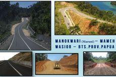 631,3 Kilometer Jalan Trans-Papua Barat Sudah Beraspal