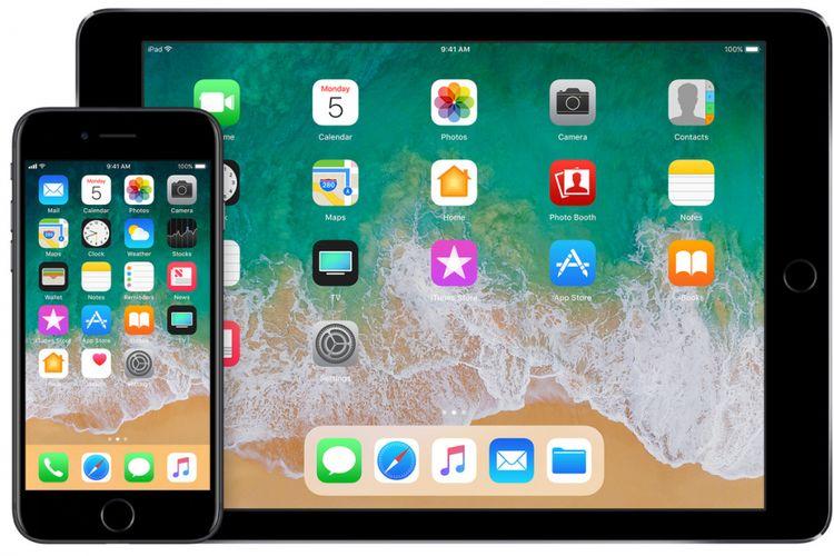 iOS 11 resmi diluncurkan Selasa (6/6/2017).