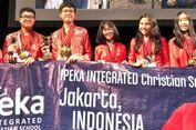 Indonesia Borong 34 Medali Emas di Amerika Serikat
