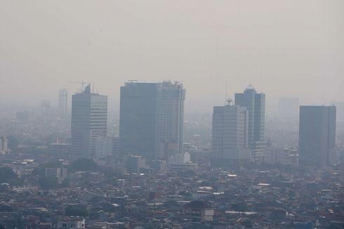 Polusi Jakarta Buruk saat Pagi, Greenpeace Minta Pemerintah Buka Data