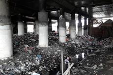 Sempat Bersih, Kolong Tol Wiyoto Wiyono di Jakut Dipenuhi Sampah Lagi