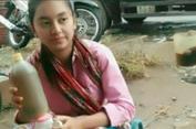 Jual Jamu Gendong di Bogor, Gadis Cantik Asal Wonogiri Bikin Heboh di Medsos