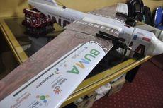 Robot Terbang Bayucaraka ITS Unjuk Gigi di Turki