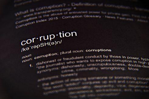 Tren Modus Korupsi 2017 Versi ICW
