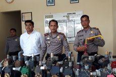 Demi Foya-foya, 4 Sekawan Curi Pompa Air dari Rumah Polisi hingga Kantor Pemerintahan