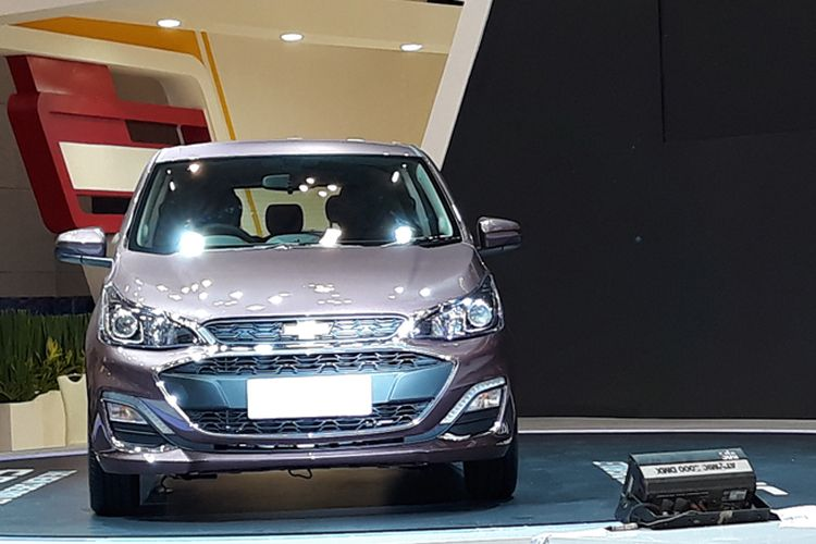 Chevrolet Spark meluncur di GIIAS 2018