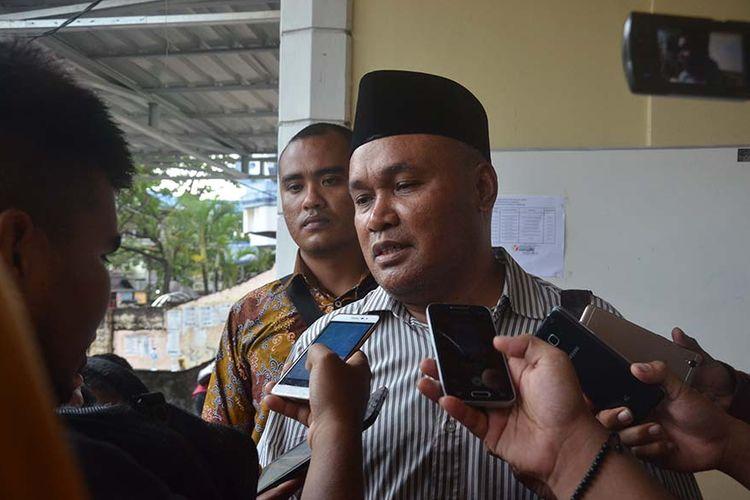 Ketua KPU Provinsi Maluku Utara Syahrani Somadayo