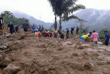Ini Rekomendasi PVMBG Terkait Gerakan Tanah di Bandung Barat