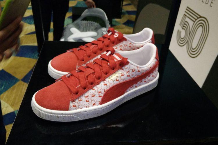 c28fe39092f2a9 Kegilaan Karena Sneakers Halaman all - Kompas.com