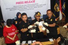 Simpan 538 Gram Sabu di Dalam Pembalut, Seorang Penumpang Pesawat Ditangkap
