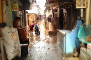 Permukiman Warga di Kebon Pala Kembali Terendam Banjir