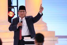 Catat, 8 Janji dan Mimpi Prabowo Kalau Terpilih Jadi Presiden