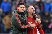 Rummenigge Yakin James Rodriguez Tetap di Bayern Muenchen
