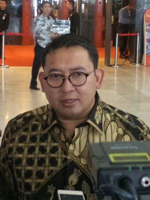 Wakil Ketua Umum Partai Gerindra Fadli Zon di Kompleks Parlemen, Senayan, Jakarta, Senin (10/9/2018).